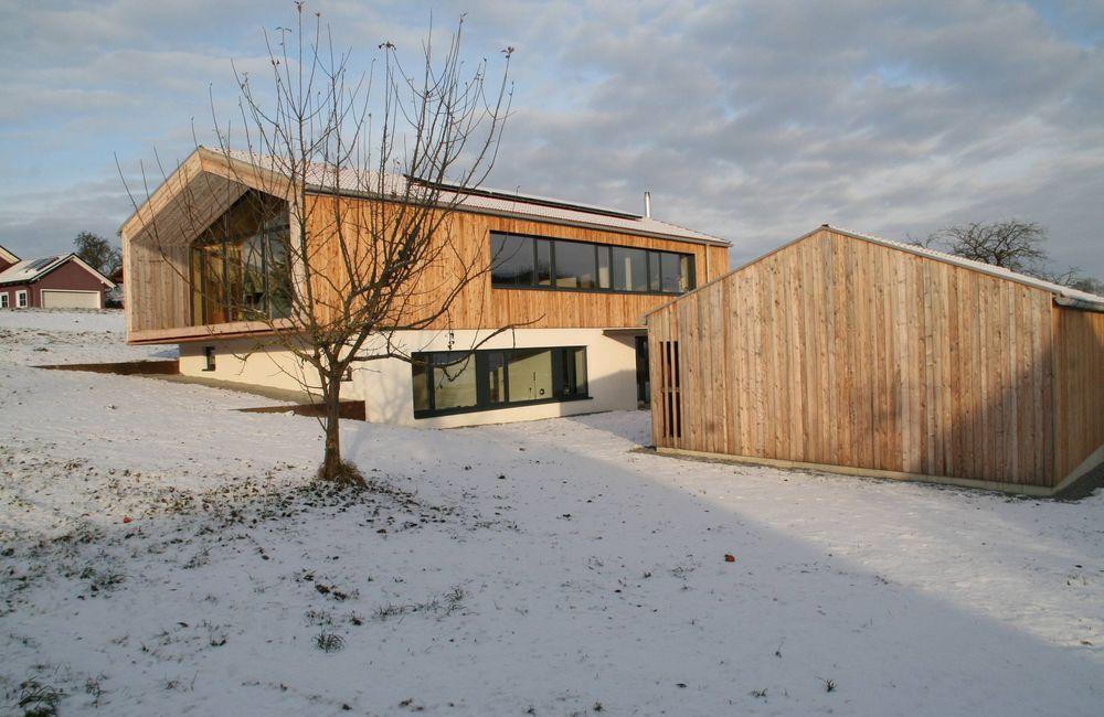 Neubau in Rottal am Inn