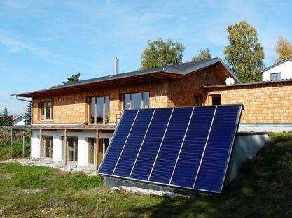 Neubau EFH mit Lehmputz