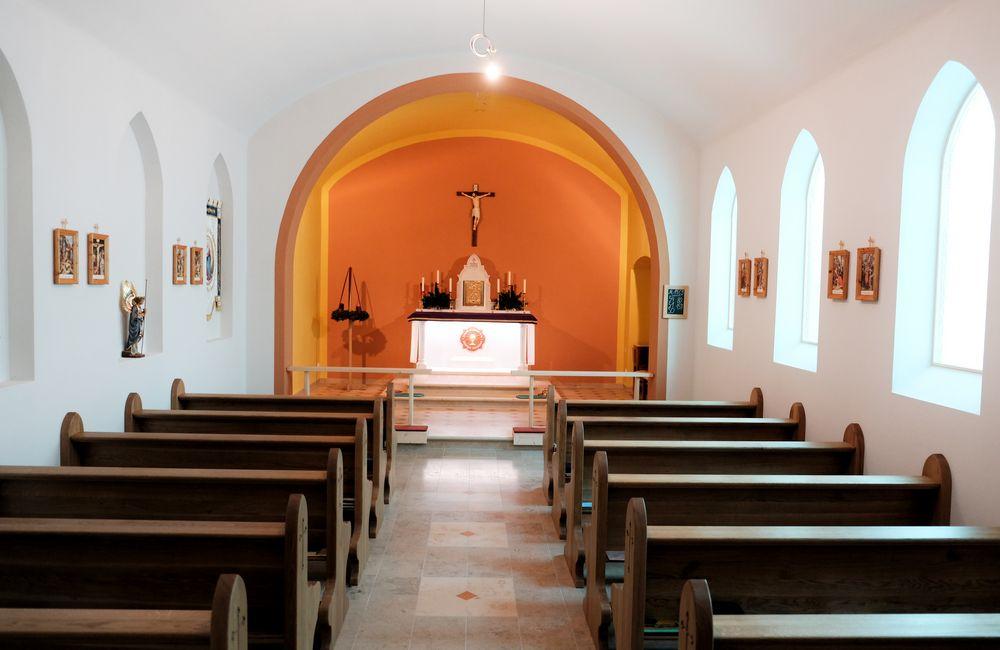 Kirchenneubau im Mühlviertel