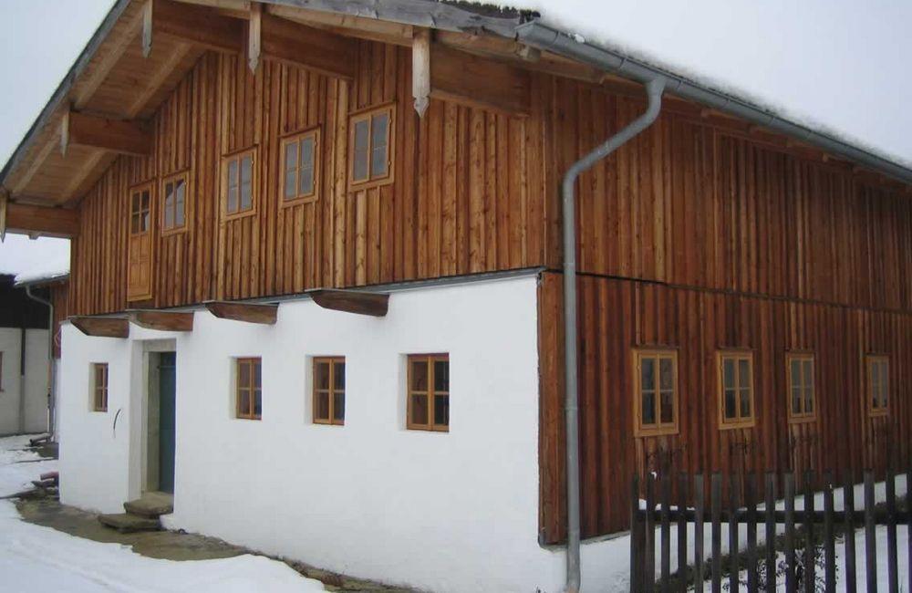 Historisches Holzhaus in Patriching, nähe Passau