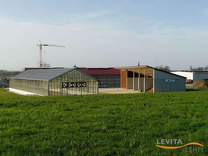neues Levita-Lehm-Werk in Ering 1