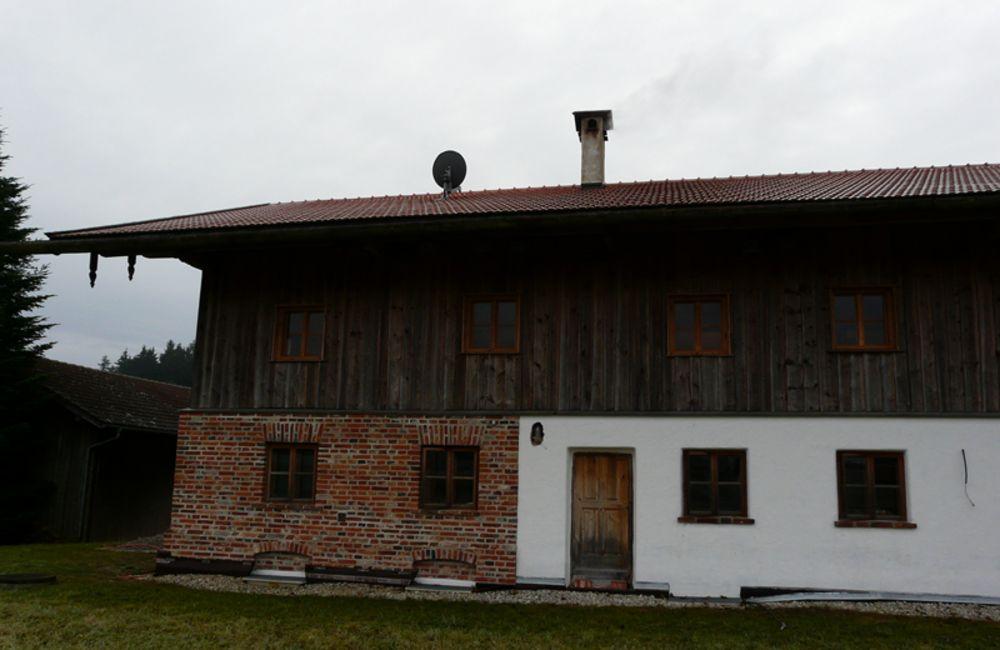 Renovierung Rottaler Bauernhaus