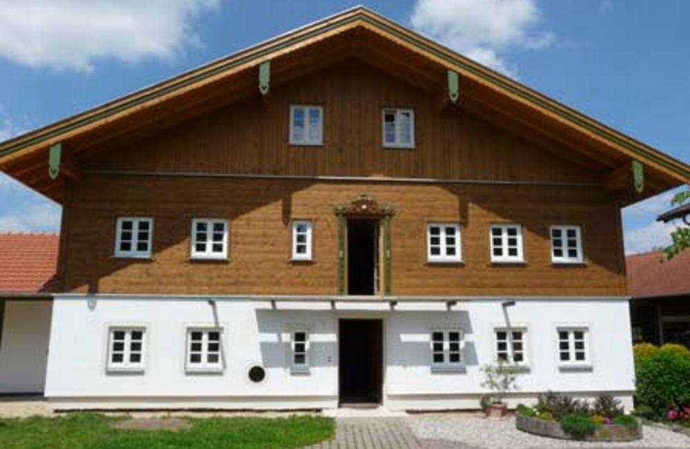 Sanierung historisches Anwesen in Pfarrkirchen