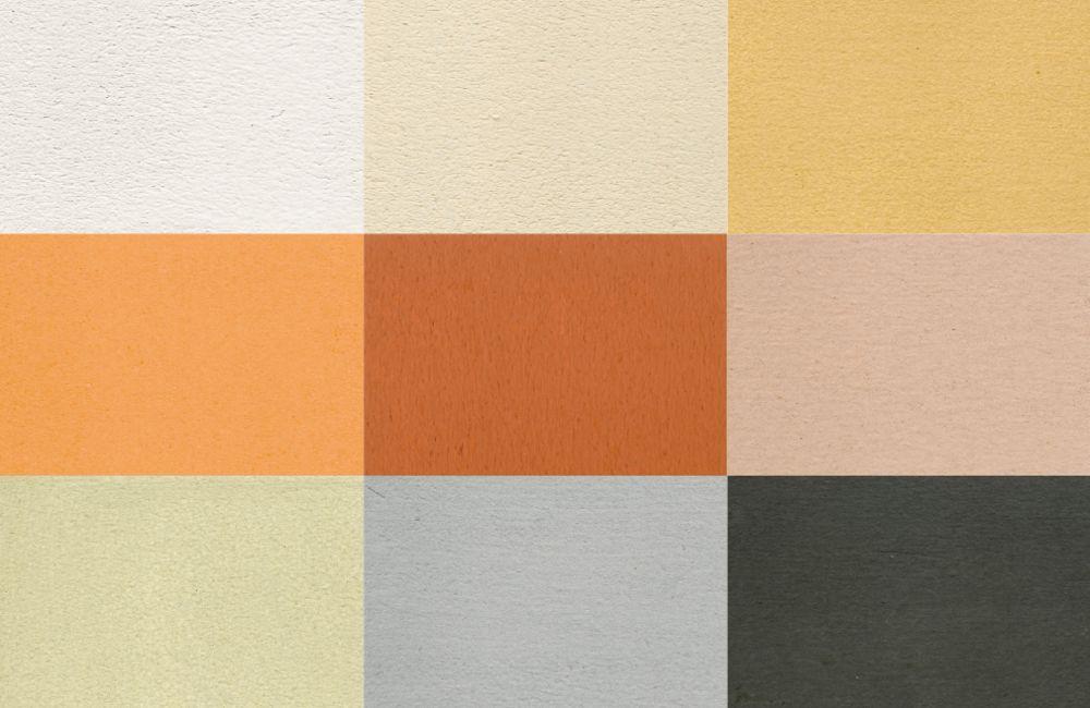 Lehmfarbe